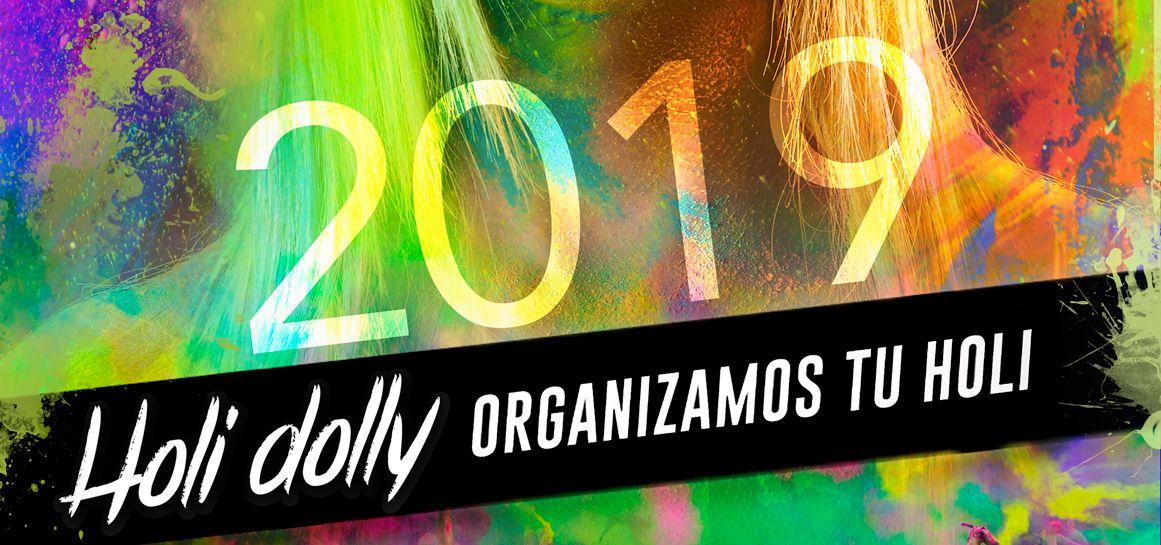 Organizar fiestas holi