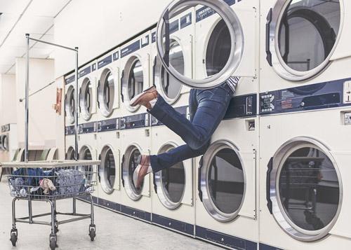 Lavado ropa holi