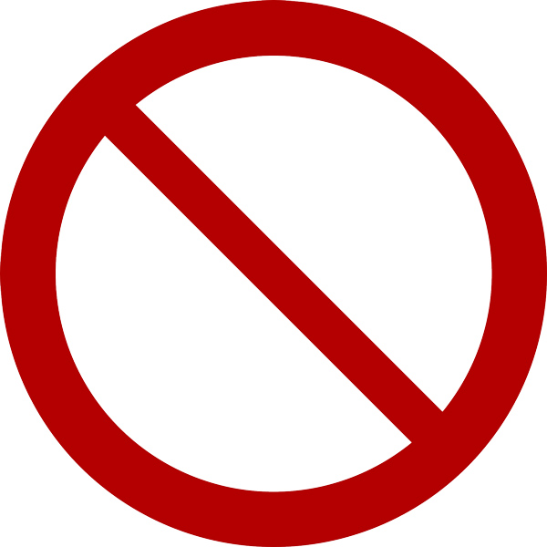 Restricciones holi