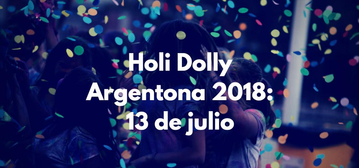 Holi Dolly Argentona 2018