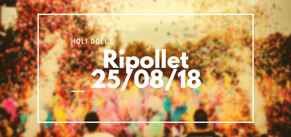 Holi Dolly Ripollet 2018