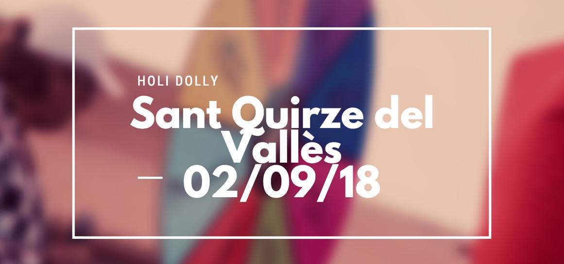 Holi Dolly Sant Quirze del Vallès 2018