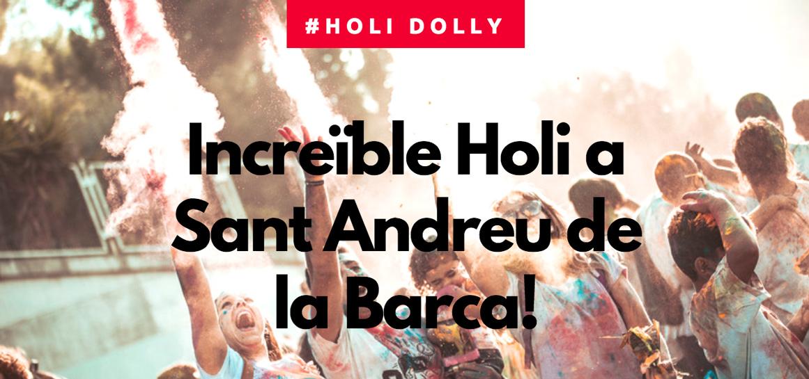 Resum holi Sant Andreu Barca 2018