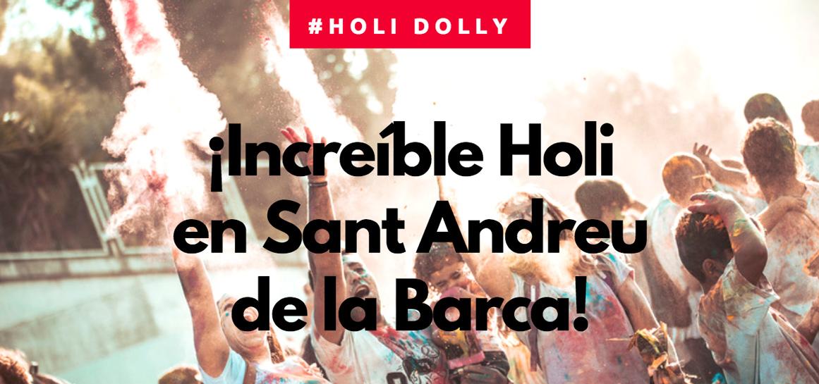 Resumen holi Sant Andreu Barca 2018