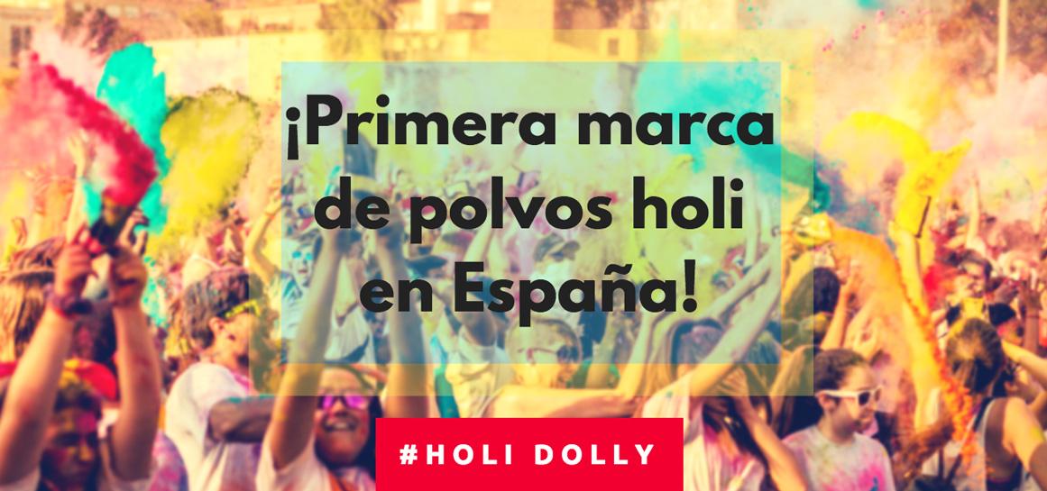 Primera marca polvos holi España